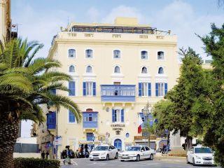 Urlaub Valletta im Castille Hotel