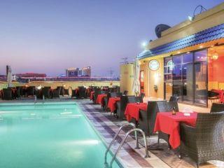 Urlaub Dubai im Excelsior Hotel Downtown