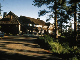 Bryce Canyon City im The Lodge at Bryce Canyon