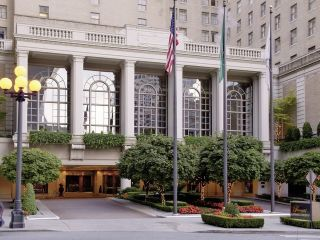 Seattle im The Fairmont Olympic Hotel
