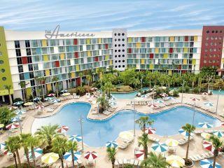 Orlando im Universal's Cabana Bay Beach Resort