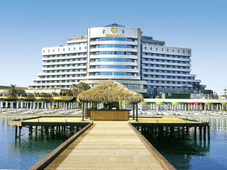 Urlaub Çesme im Sheraton Cesme Hotel & Resort and Spa