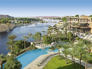 Urlaub Assuan im Sofitel Legend Old Cataract Aswan