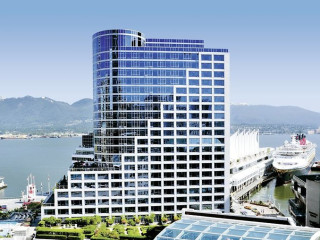 Vancouver im Fairmont Waterfront