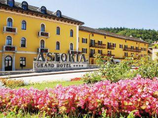 Urlaub Lavarone im Grand Hotel Astoria