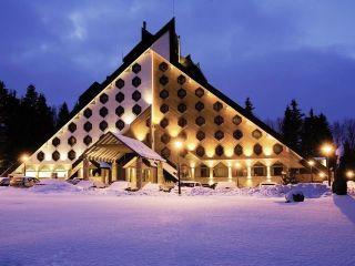 Kolasin im Hotel Bianca Resort & Spa