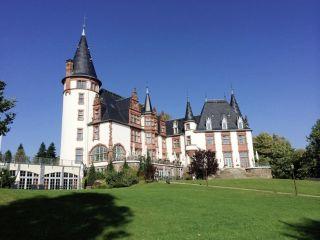Klink im Schlosshotel Klink
