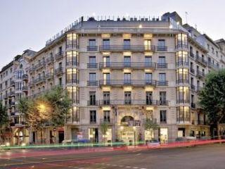 Barcelona im Axel Hotel Barcelona