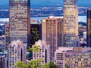 Montreal im Le Centre Sheraton Montreal Hotel