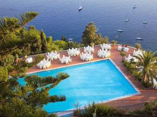 Taormina im Hotel Villa Diodoro