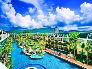 Urlaub Patong im Phuket Graceland Resort & Spa