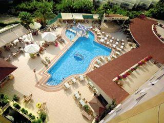 Urlaub Alanya im Kirbiyik Resort Hotel