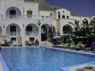Urlaub Kamari im Blue Sea Hotel & Studios