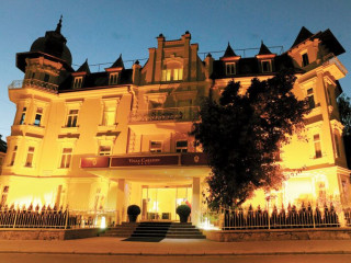 Urlaub Salzburg im Hotel Villa Carlton