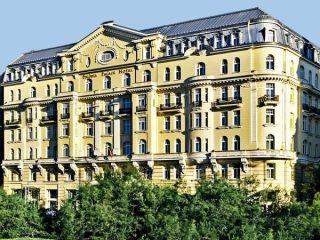 Warschau im Polonia Palace Hotel