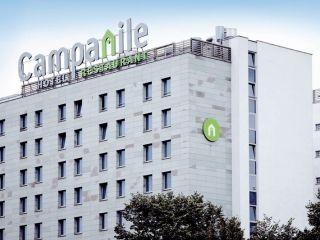 Warschau im Hotel Campanile Warszawa