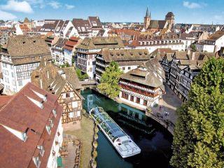 Straßburg im Citadines Kléber Strasbourg