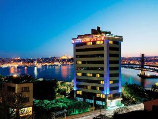 Urlaub Istanbul im Golden City