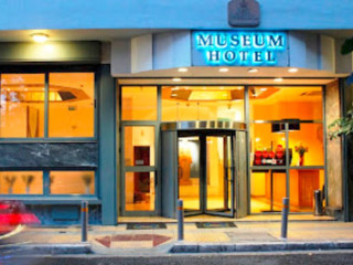 Athen im Museum Hotel