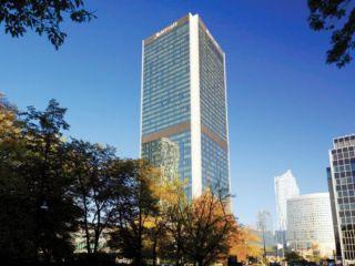 Urlaub Warschau im Warsaw Marriott Hotel