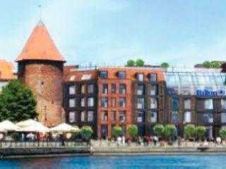 Danzig im Hilton Gdansk