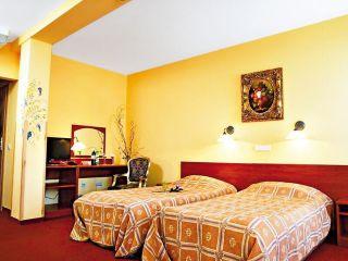 Krakau im Astoria Gold Hotel