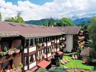 Garmisch-Partenkirchen im Reindls Partenkirchner Hof