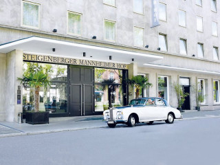 Mannheim im Leonardo Royal Hotel Mannheim
