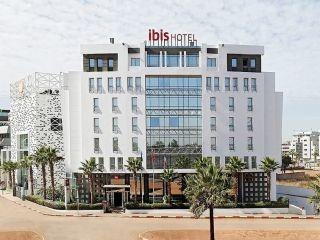 Casablanca im ibis Casa Sidi Maarouf