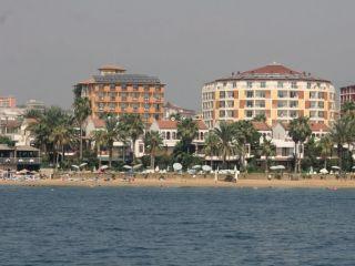 Urlaub Avsallar im Arabella World