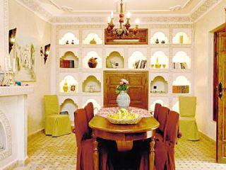 Marrakesch im Riad Alida