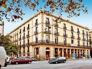 Barcelona im Hotel Del Mar