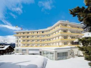 Urlaub Pontresina im Hotel Schweizerhof Pontresina