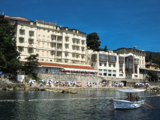 Opatija im Hotel Istra