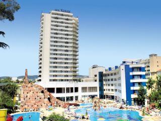 Sonnenstrand im Kuban Resort and Aquapark