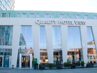 Malmö im Quality Hotel View