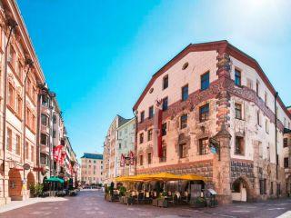Innsbruck im Best Western Plus Goldener Adler