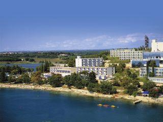 Urlaub Porec im Hotel Plavi Plava Laguna