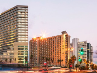 Urlaub Tel Aviv im InterContinental David Tel Aviv