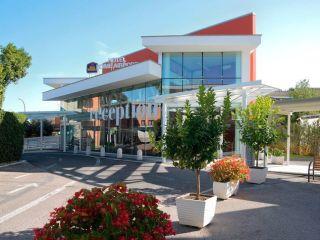 Urlaub Fiumicino im Best Western Hotel Rome Airport
