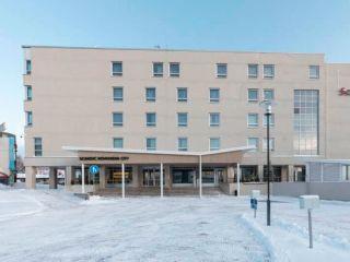 Rovaniemi im Scandic Rovaniemi City