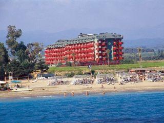 Urlaub Türkler im Aydinbey Gold Dreams Hotel