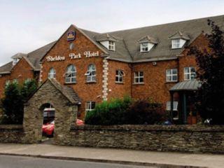 Dublin im Sheldon Park Hotel & Leisure Club