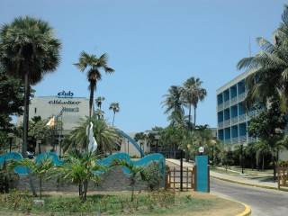 Urlaub Santa María del Mar im Hotel Atlantico