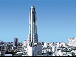 Urlaub Bangkok im Baiyoke Sky