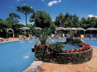 Ischia im Hotel Regina Palace Terme