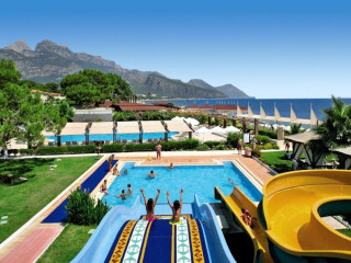 Urlaub Beldibi im Crystal Flora Beach Resort