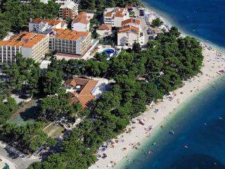 Urlaub Baška Voda im Horizont