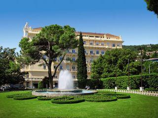 Opatija im Hotel Palace Bellevue