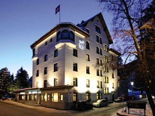 Davos Platz im Hotel Meierhof Davos